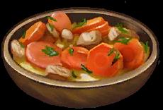 Baked Carrot